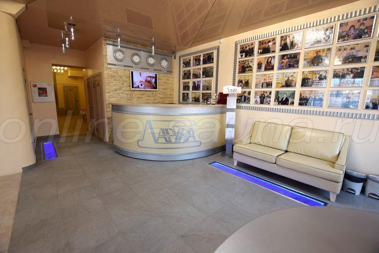 Лагуна, СПА-отель