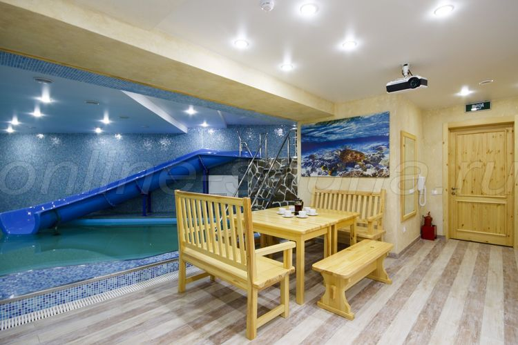 Суворовские бани, центр семейного отдыха и досуга