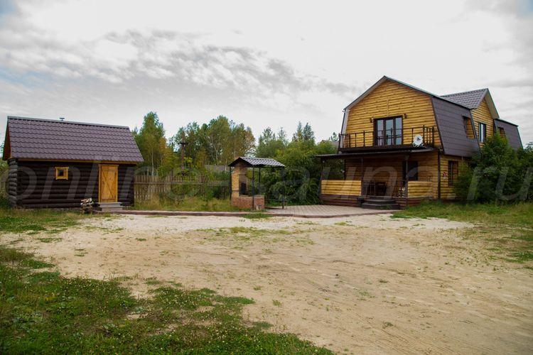 Усадьба, база отдыха на Червишевском тракте