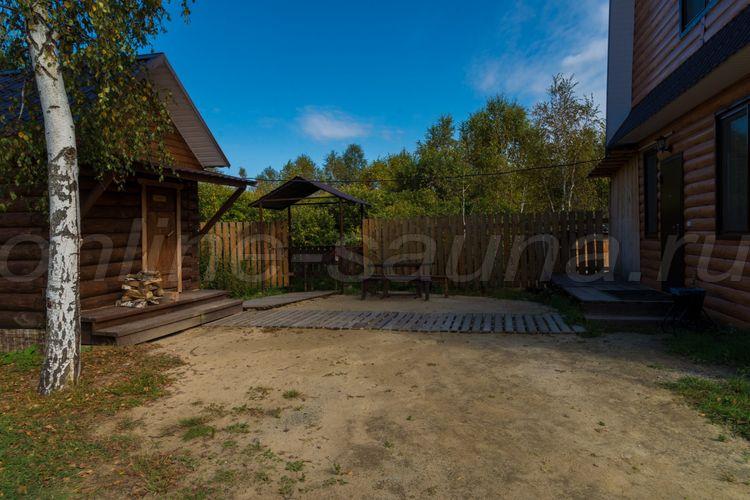 Усадьба, база отдыха на Червишевском